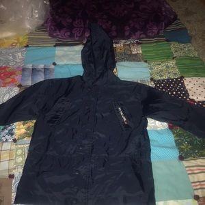 US POLO rain coat